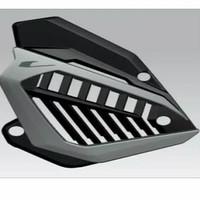 aksesoris resmi honda garnish radiator new vario 150 2018