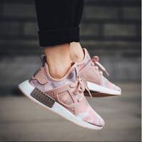 Adidas NMD XR1 Camo Pink Women