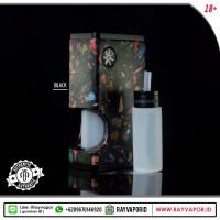 Luna Squonker Box Mod By Asmodus & Ultroner Black