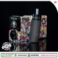 Luna Squonker Box Mod By Asmodus & Ultroner White