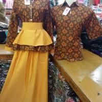 Baju Batik Gamis,Baju Batik Couple,Baju Batik Kapelan