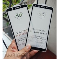 Ambigo Tempered Glass 5D OPPO F5 / F5 Youth Full Cover