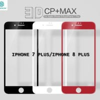 Tempered Glass Nillkin 3D CP+MAX iPhone 7 Plus iPhone 8 Plus
