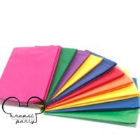 Kertas Krep / Kertas Tissu / Kertas Warna / Kertas Krep Potong