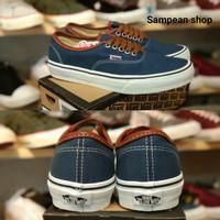 Sepatu Vans Authentic California Blue White Original Premium Import