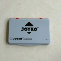 Stamp Pad / Bantalan Stempel / Bak Stempel Joyko no 2