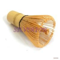 Japanese Chasen Matcha Bamboo Whisk Alat Bambu Aduk Greentea Teh Hijau