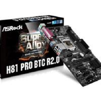 Motherboard ASRock H81/H 81 PRO BTC R2.0/R 2.0