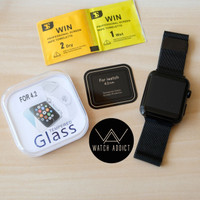 Anti Gores Iwatch Tempered Glass Apple watch IWO 2 3 5 for 38mm 42mm