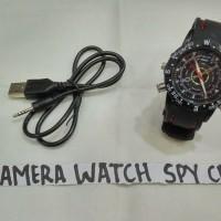 Spy Camera Watch Jam tangan Kamera