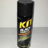 Kit black magic Tire Foam 400 ml utk semir ban B0X0BR-KBM 01 -08454-