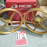 Velg Racing boy RCB SP522 Yamaha Jupiter z vega r F1zr mx old tromol