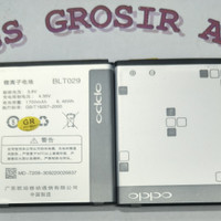 Baterai Battery Original OPPO BLT029 Oppo Joy R1001 , Clover , Muse - Putih