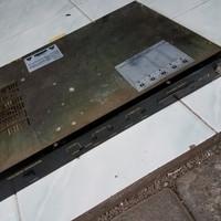 Modulator TV pemancar DX Antena Made in Japan Television Modulator