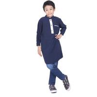 Baju muslim anak laki - laki baju koko cowok pakaian kurta ori branded