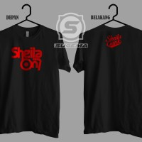 Kaos - Baju - T-shirt Sheila On 7 Sheila Gank - Putih, S