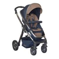 Kereta Dorong Bayi Stroller BabyElle S989 Madison Blue Murah
