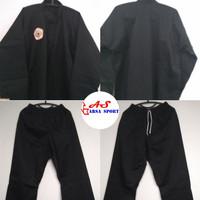 Baju Silat Japan Drill Pakaian Pencak Silat Seragam Silat