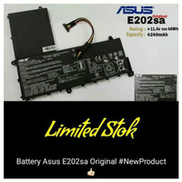 Baterai Laptop Original ASUS E202SA E202 E202S SERIES