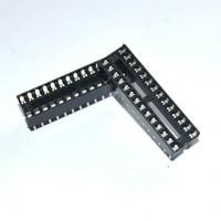Socket IC 28P 28Pin DIP adapter soket kurus narrow atmega328 arduino
