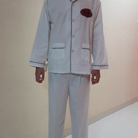 Baju tidur piyama laki laki dewasa