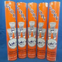 Shuttlecock Badminton kok bulu tangkis Glory Orange by Garuda