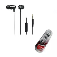 Audio Technica SonicFuel™ In ear Headphones ATH CLR100is - Hitam