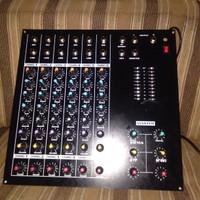 Audio Mixer 6 channel Rakitan Kit Yamaha