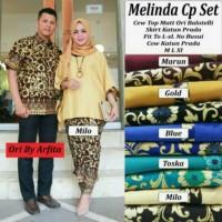 Kebaya Modern Batik Sarimbit Keluarga Couple Baju Jumbo Cewek Kekinian