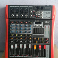 Mixer audio TUM 6 channel M-600