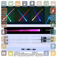 Pedang Mainan Double Bladed Lightsaber Star Wars - Mix Color`IGEGQ3-