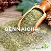 Artisan Tea Cafe - Premium Genmaicha Green Tea Japanese HORECA 50g