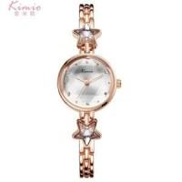 Jam tangan ladies time limited 2018 kimio bracelet quartz