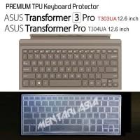Keyboard Protector ASUS Transformer 3 Pro T303UA - PREMIUM TPU Clear