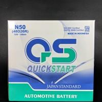 Aki QS N 50 Dry Charged