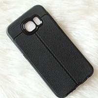 CASE AUTOFOCUS Leather For Samsung S6 Flat