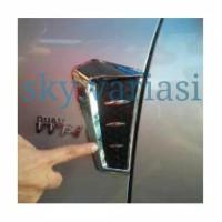 Side Fender / Air Flow Samping / Ring Side Mobil Datsun Go