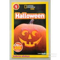 National Geographic Kids Level 1 Halloween, Buku Import Anak