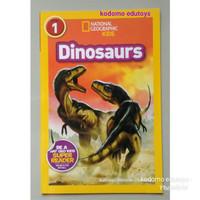National Geographic Kids Level 1 Dinosaurs, Buku Import Anak