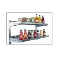 Getra S/S Double Adjustable Wall Shelves/AWS SERIES/AWS-180