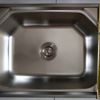 Bak Cuci Piring Stainless Oki Sink Besar