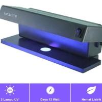 Money Detector Lampu UV Pendeteksi Uang Palsu / Money Detektor