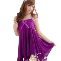 Lingerie Sexsy Dress Baju Daster Hot Transparan Baju Tidur Sexsi