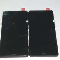 LCD SONY D5803 / D5833 EXPERIA Z3 COMPACT + FRAME ORIGINAL