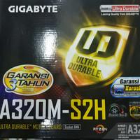 Motherboard Gigabyte GA -A320M-DS2  Socket AM4 - DDR4 - USB3.1 - SATA3