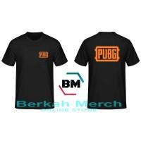 T-Shirt PUGB Logo - Black
