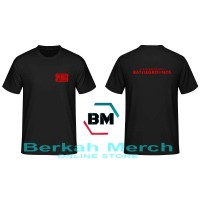 T-Shirt PUGB Battle Grounds - Black 03