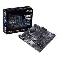 Asus PRIME A320M-K (AM4, AMD Promontory A320, DDR4, SATA3) Asus PRIME