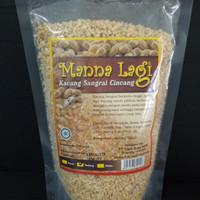 (500 gram) Manna Lagi Kacang Sangrai Cincang / Kacang Tanah Cincang