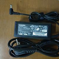 Adaptor Charger Laptop Toshiba Satellite C600 C600D C640 C640D OEM